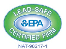 EPA Certified Lead Safe