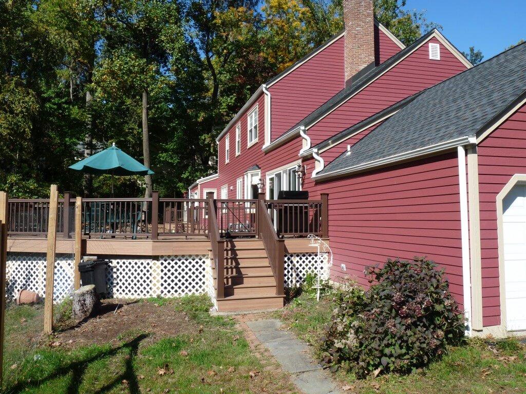 Essex Home Improvement Uses Lp Smartside Siding To Provide