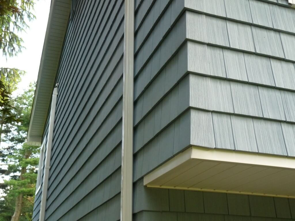 Roxbury Nj Alside Pelican Bay 7 Vinyl Shake Siding