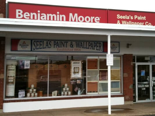 Paint and Wallpaper Centers in New Jersey