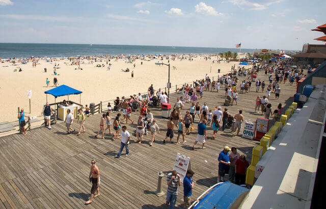Point Pleasant Beach Boardwalk Restaurants