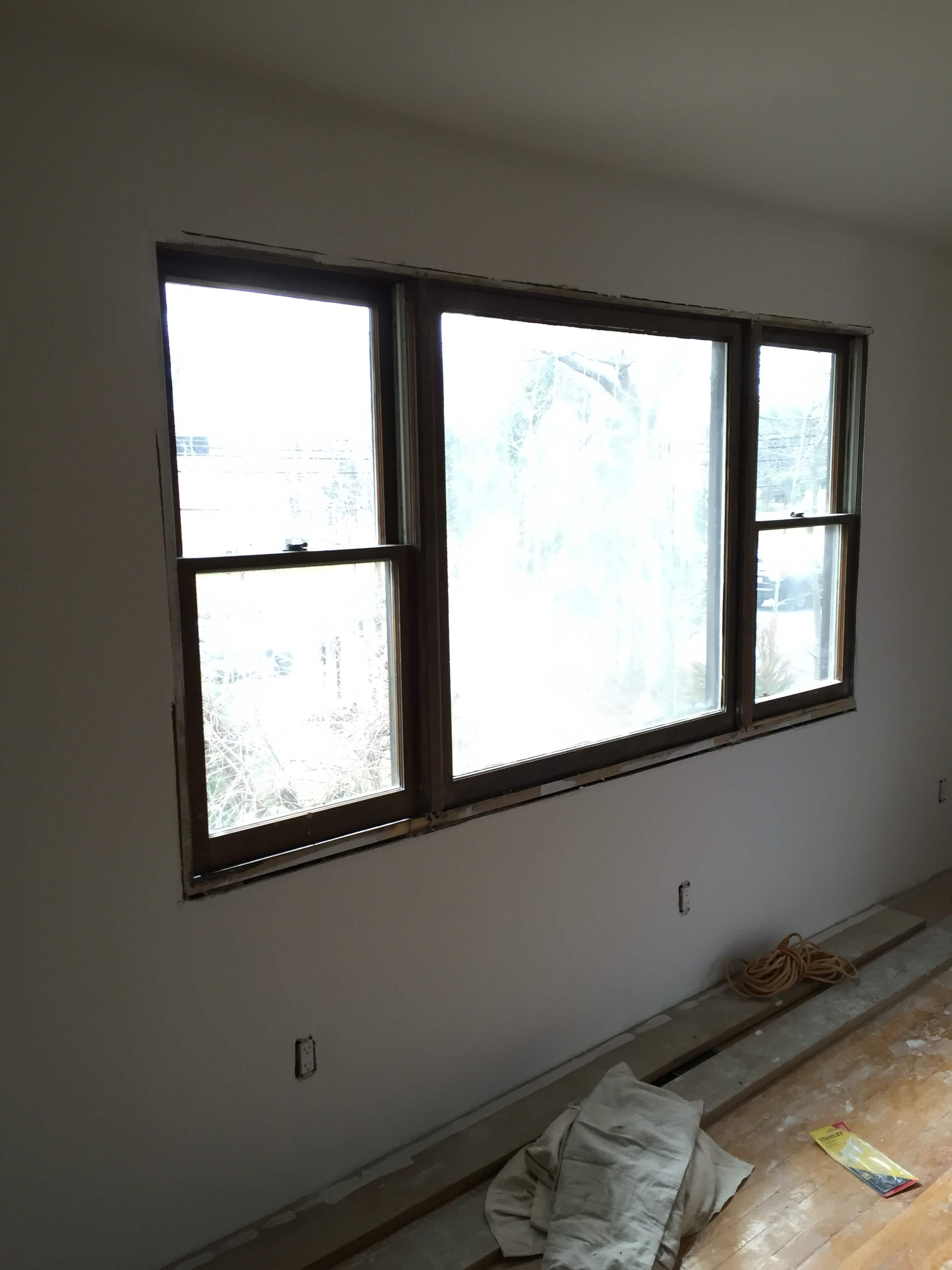 New Alside Mezzo Series Vinyl Replacement Windows